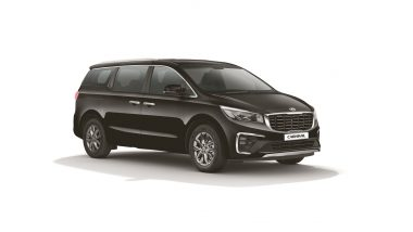 Kia Carnival MPV Bags 1,410 Bookings In Just One Day; India Launch at Auto Expo 2020